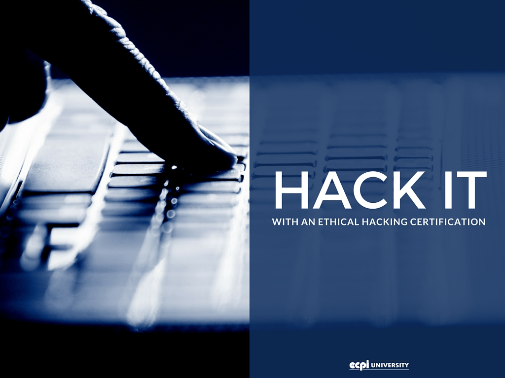 Get Paid to Hack with an Ethical Hacking Certification